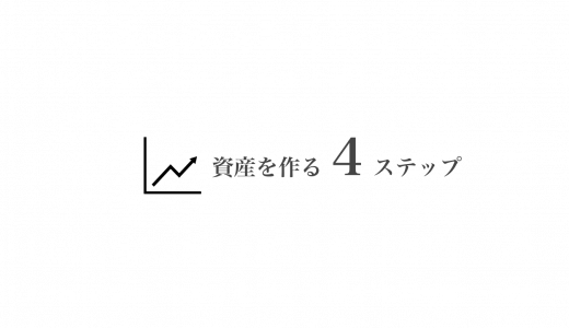 WEB資産の仕組みを作るまでにあなたが通る4段階